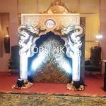 宴會裝飾 - 背景板